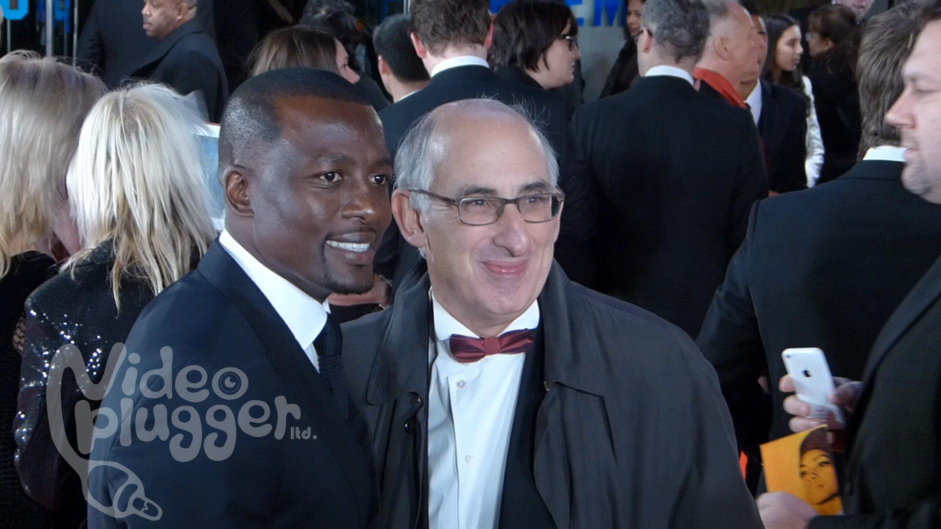 Idris Elba at long walk to freedom premiere