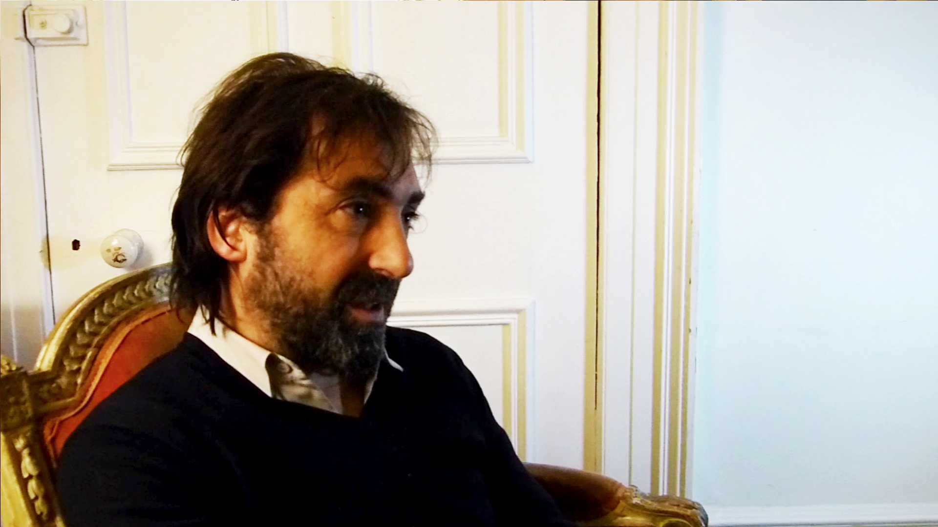 Interview with Stefano Mordini Pericle the black director