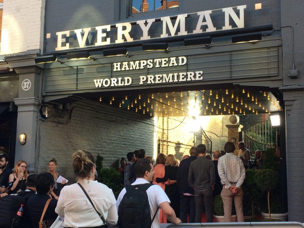 hampstead premiere