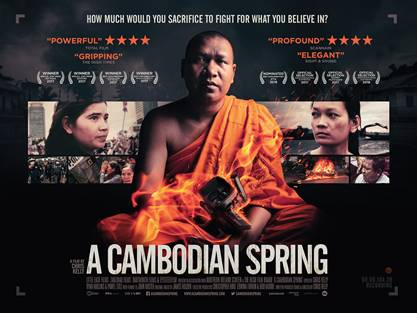A cambodian spring interview