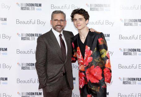 Beautiful Boy Premiere at London Film Festival