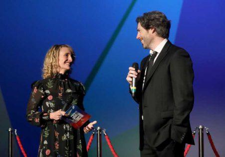 Jason Reitman during 62nd London Film Festival - European Premiere of the Front Runner