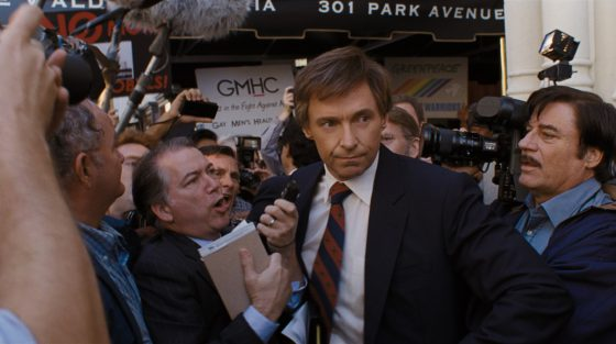 still from the movie the Front Runner
