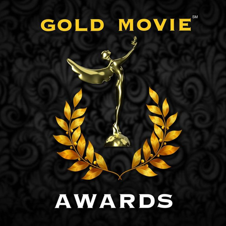 Gold MOvie Awards Poster