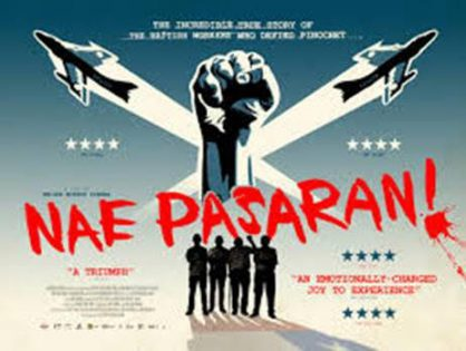 Nae Pasaran! Poster