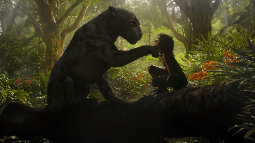 Mowgli legend of the jungle on netflix