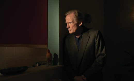 Sometimes Always Never - Still from the movie with actor Bill Nighy