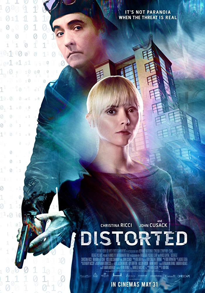 Distorted - Movie Poster