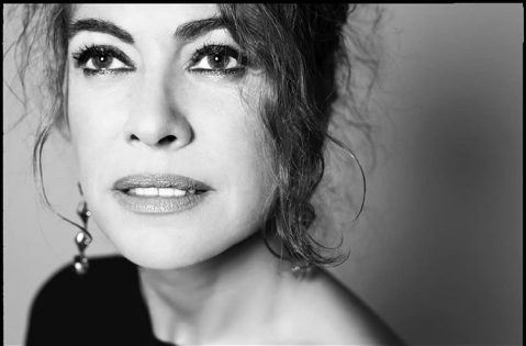 Actress Elena Sofia Ricci