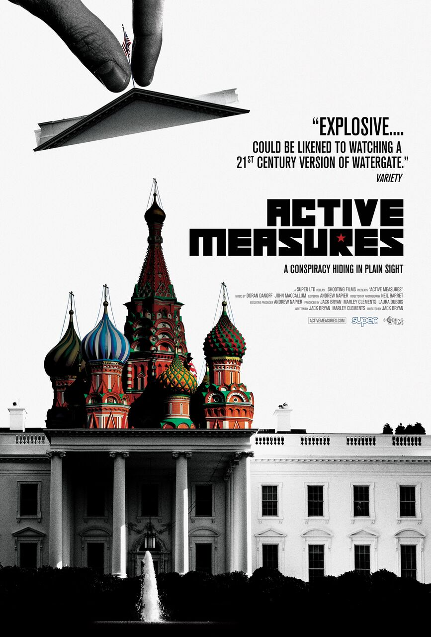 Poster of Active Measures