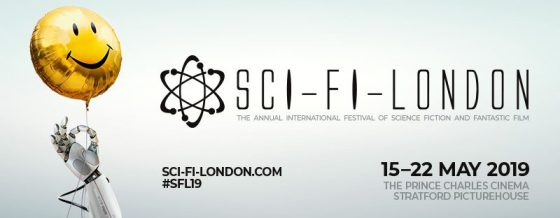 Sci-Fi London 2019 poster