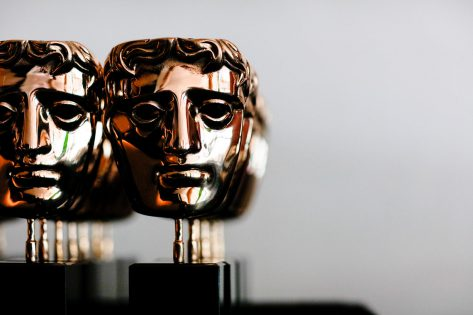 Picture of Bafta statue