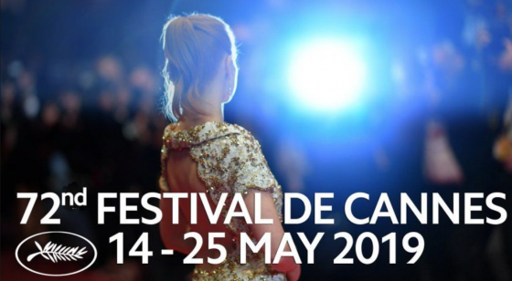 Poster for 72nd Cannes Film Festival
