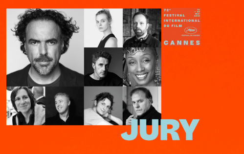 The 2019 Feature Films Jury Poster