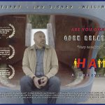 Poster for the short film Hank