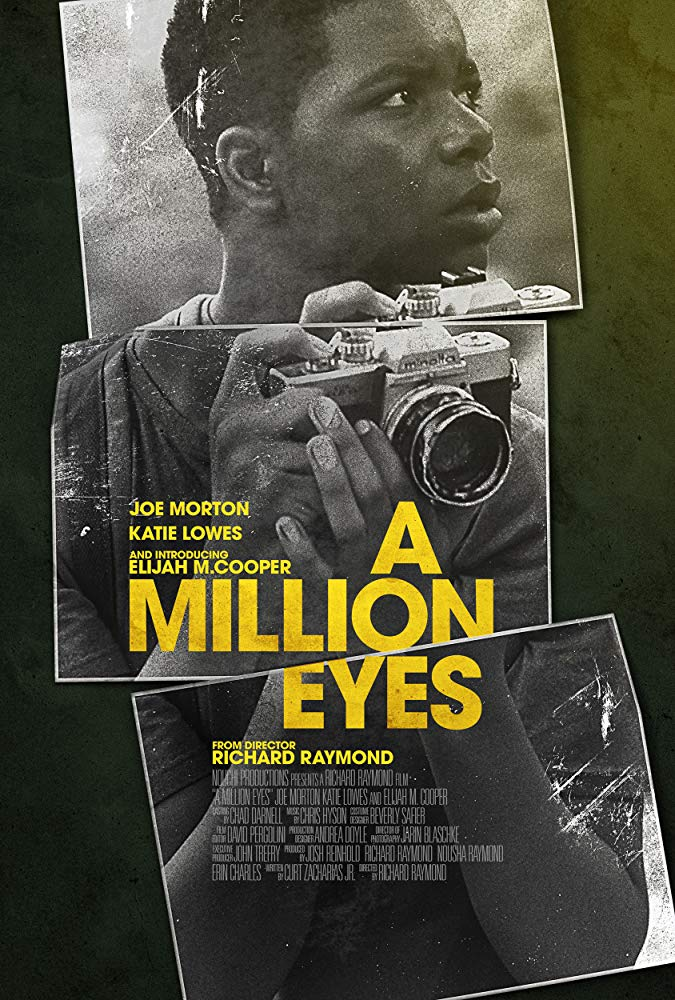 Poster of the short film A Million Eyes