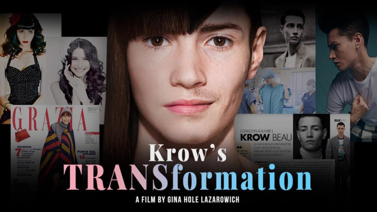Poster of the documentary Krow's TRANSformation