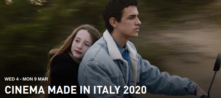 cinema made in italy 2020