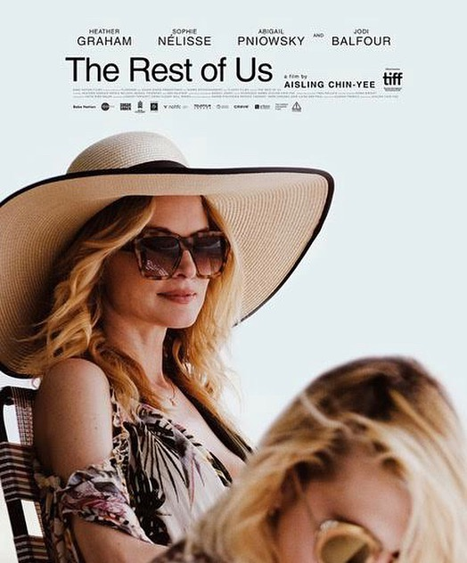 Poster of the film the rest of us