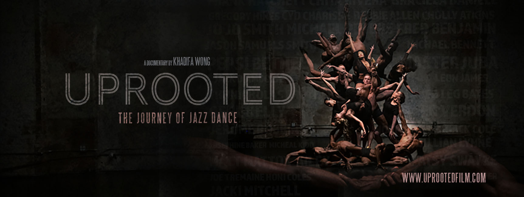Poster of the documentary Uprooted