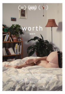 Poster of the short film Worth by Alejandra Jenni
