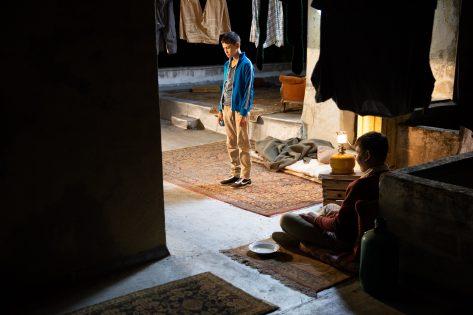 Image from the short film Baradar