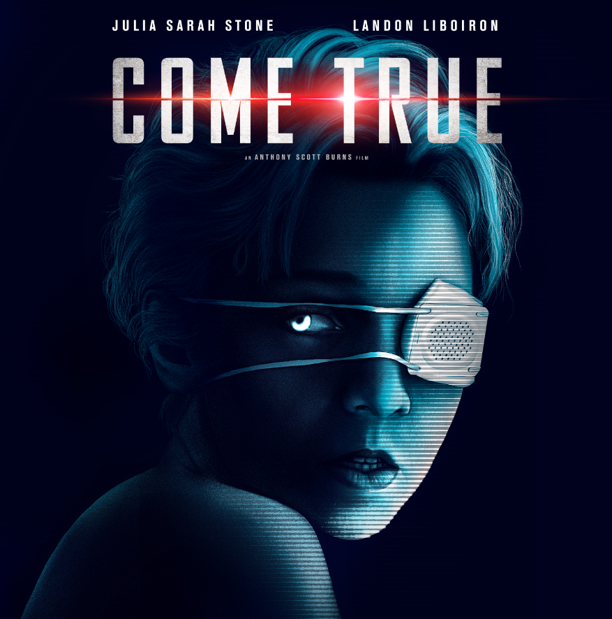 Poster of the Sci-Fi Horror Thriller Come True